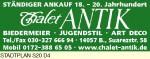 Chalet Antik