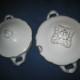 Schlesisches Porzellan Suppenschüssel von Tielsch